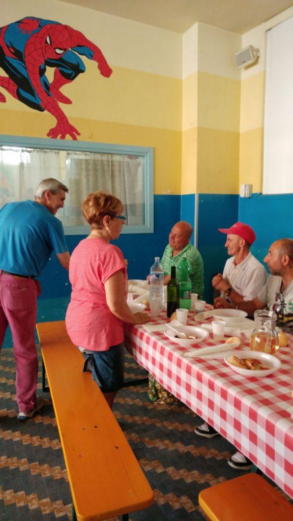 L'apericena solidale alla San Vincenzo di Asti