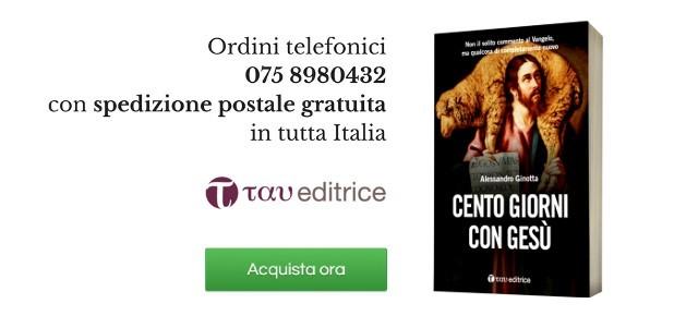 Cento giorni con Gesù, Alessandro Ginotta, 2017 Tau Editrice S.r.l. ISBN 978-88-6244-584-9 376 pagine