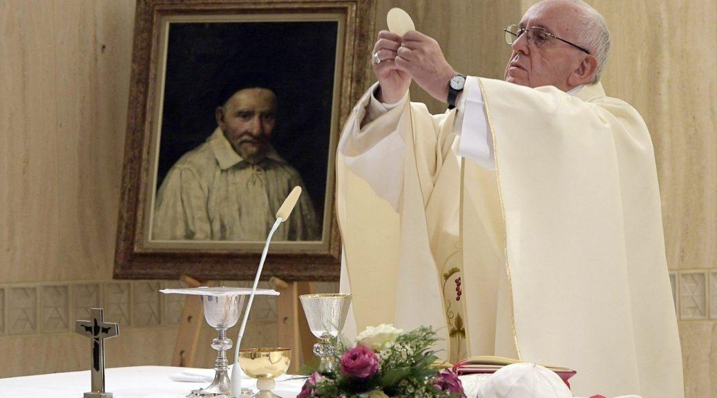 Messaggio del Santo Padre alla Famiglia Vincenziana in occasione del 400° anniversario del carisma