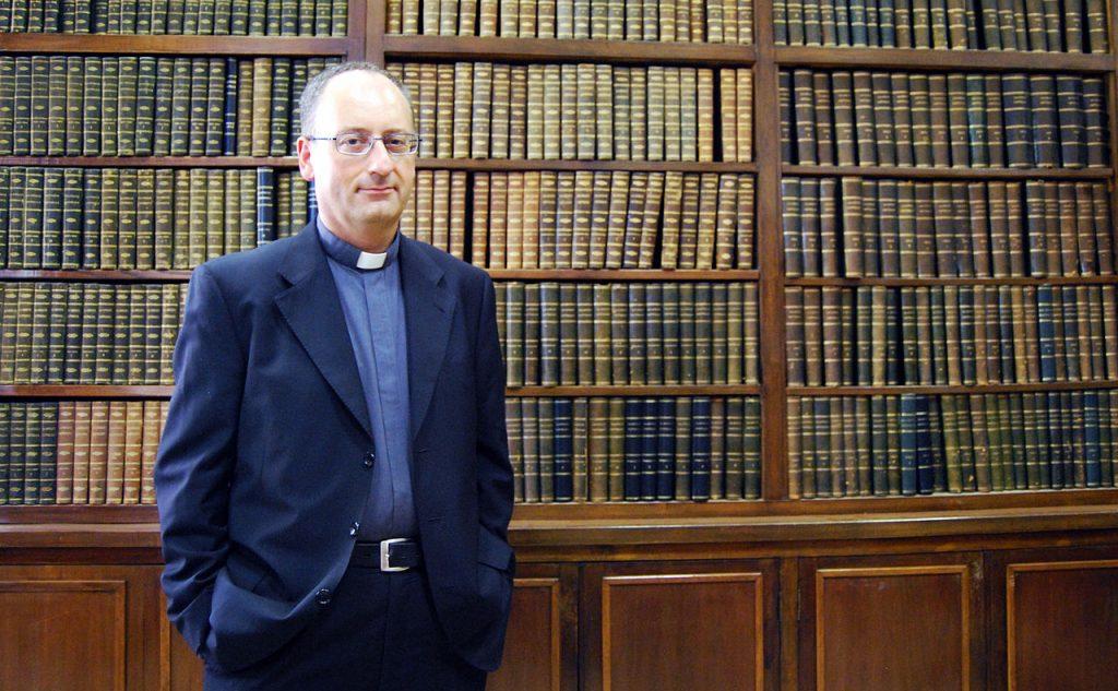 Padre Antonio Spadaro SJ