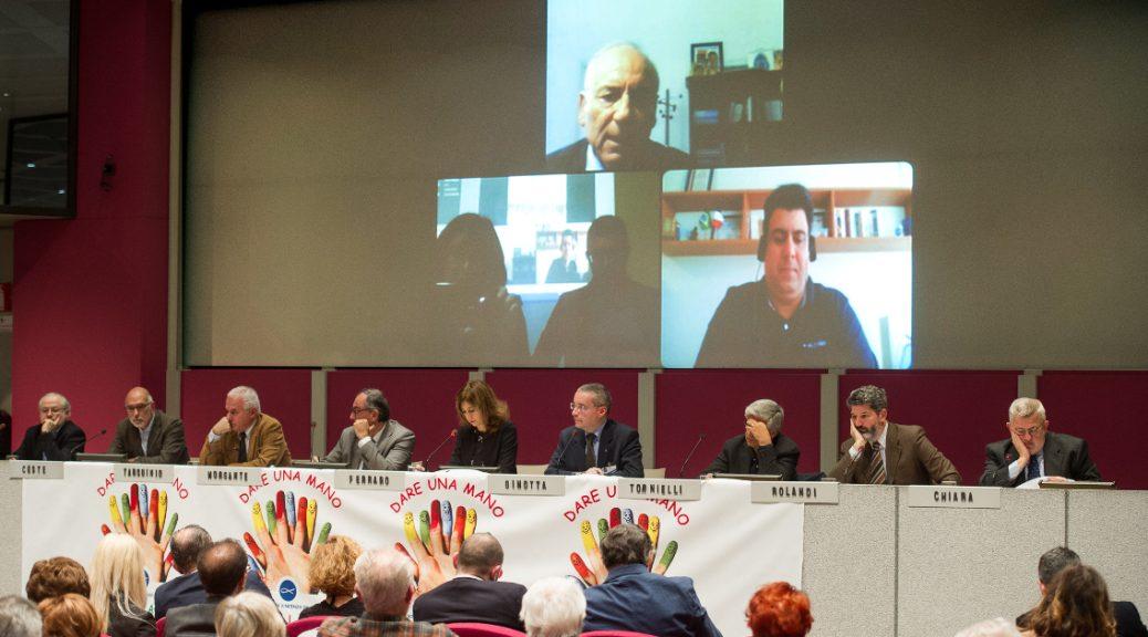 Carità e Media. L'intervento del Presidente Antonio Gianfico: La San Vincenzo della prossimità e dell'inclusione