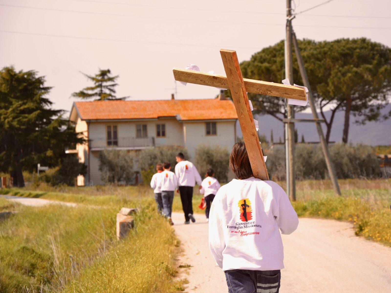 Missioni dei giovani dell'Università Europea di Roma