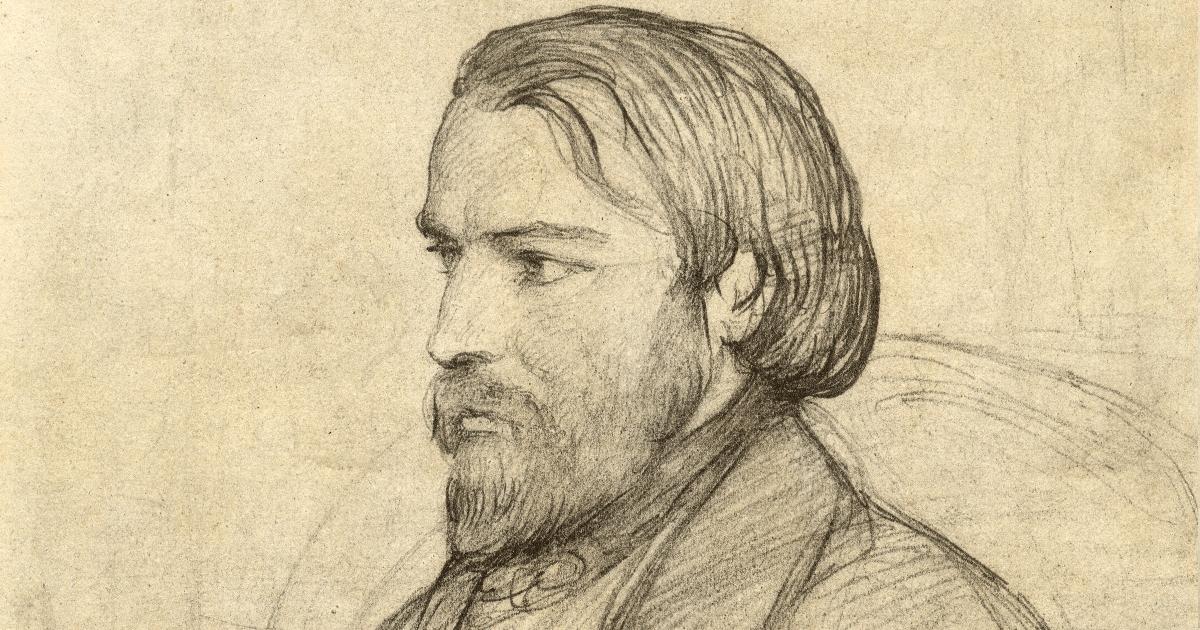 Il beato Federico Ozanam, fondatore della Società d San Vincenzo De Paoli