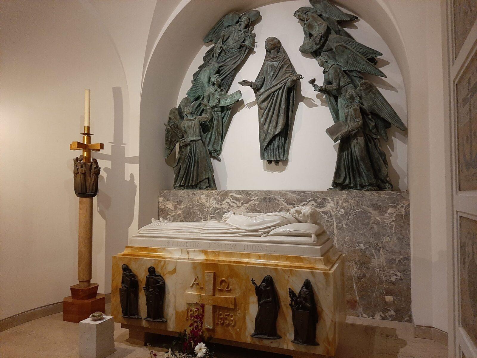 Mausoleo don Luigi Sturzo, fondatore Partito Popolare Italiano, Caltagirone