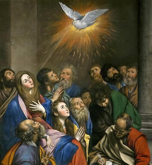 Pentecoste , Altri Cento Giorni con Gesù