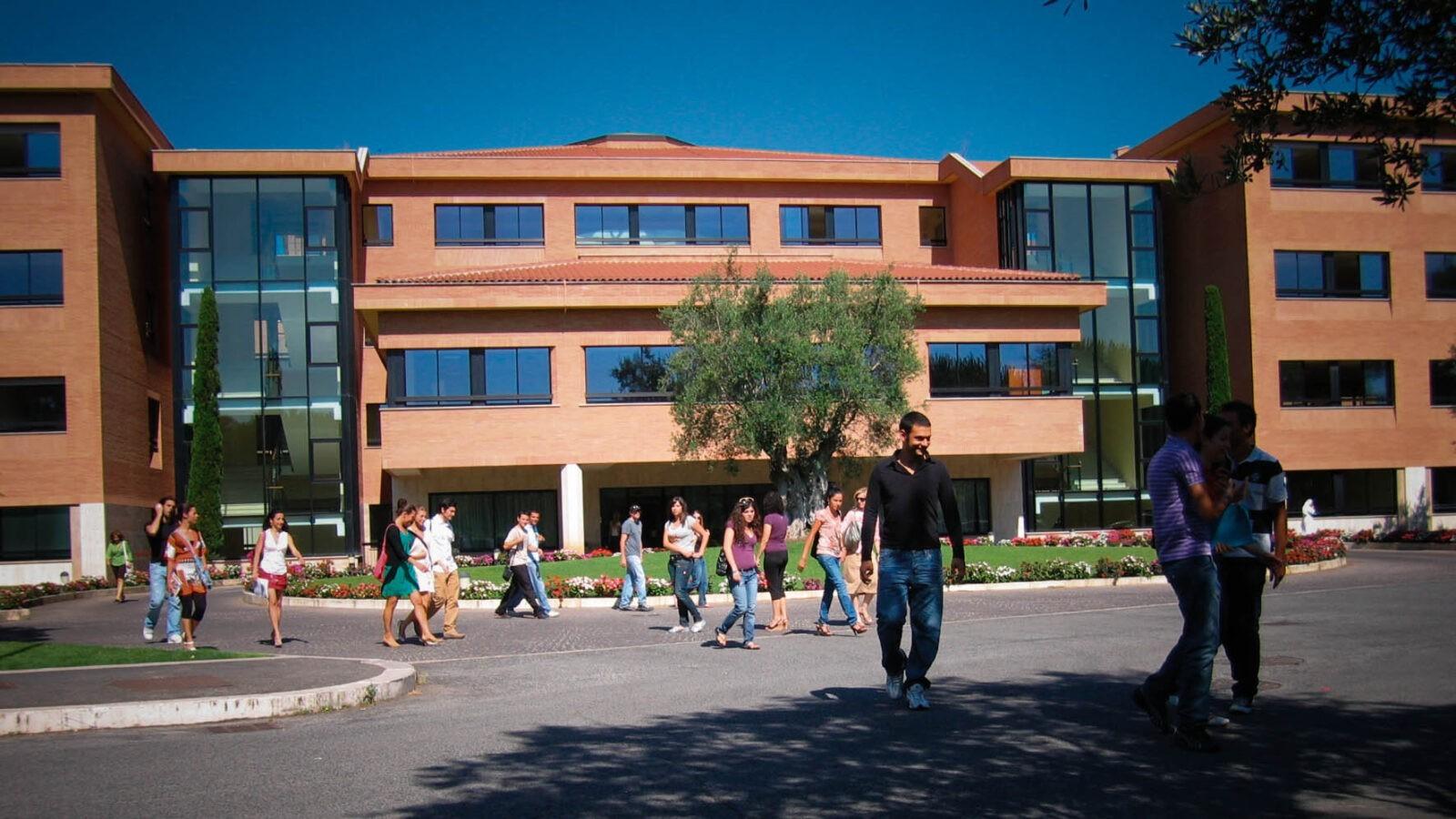 Formazione integrale università europea di roma
