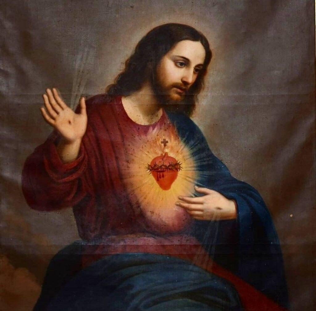 Vuoi guarire? Tocca l'anima di Gesù!