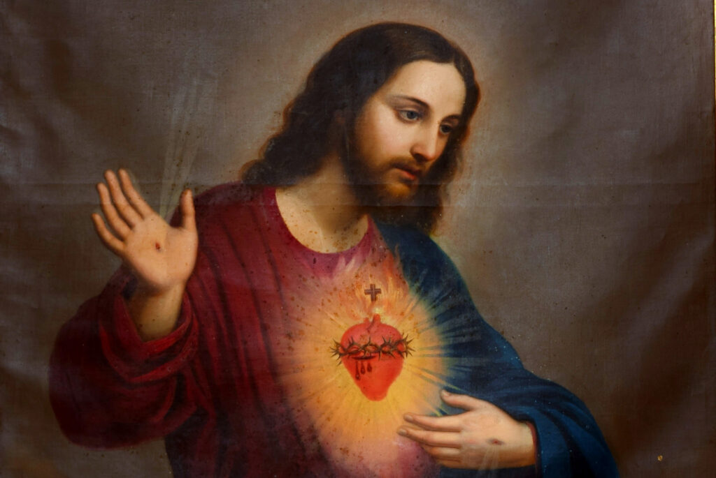 Dio ama anche i peccatori?