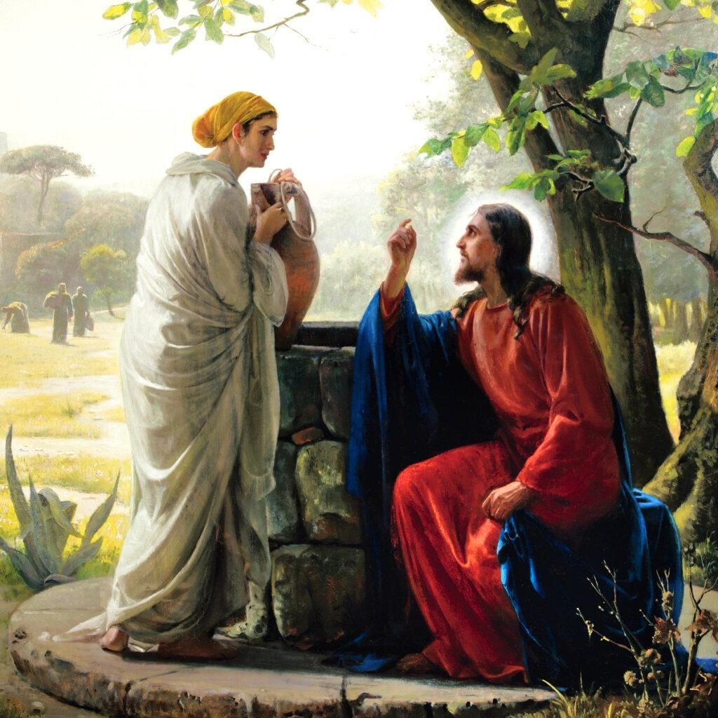 La voglia di camminare con Gesù