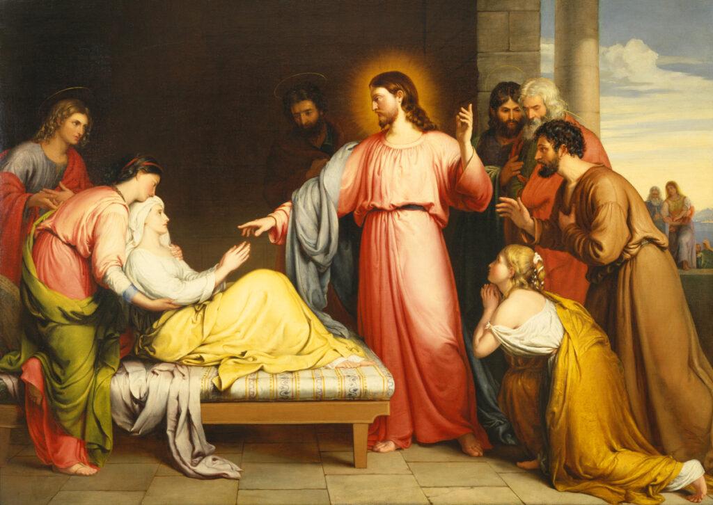 Gesù, medico della nostra anima