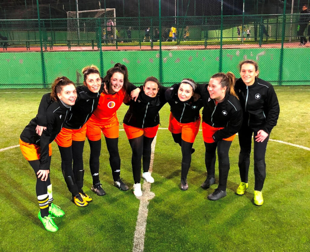 Radio Onda UER sceglie lo sport femminile