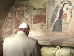 Santuario di Greccio, I viaggi dell'anima, Alessandro Ginotta