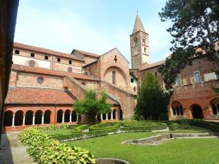 Abbazia di Staffarda, viaggi dell'anima, Alessandro Ginotta