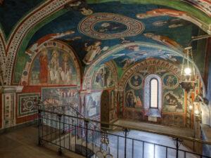 Santuario del Sacro Speco di Subiaco, I viaggi dell'anima, Alessandro Ginotta
