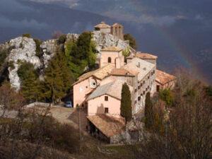 Santuario della Mentorella, I viaggi dell'anima, Alessandro Ginotta
