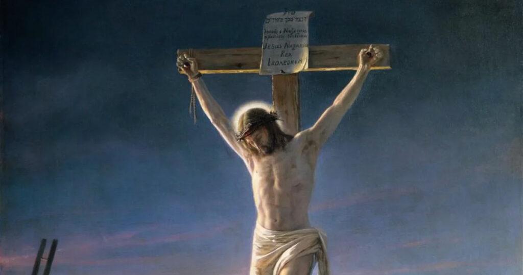 Per cambiare prospettiva: saliamo sulla Croce