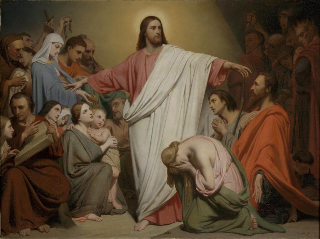 Non abbiate paura: arriva Gesù!