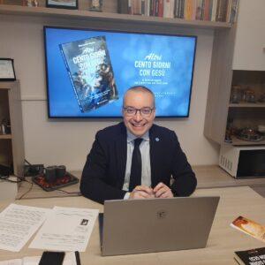 Radio onda UER intervista Alessandro Ginotta