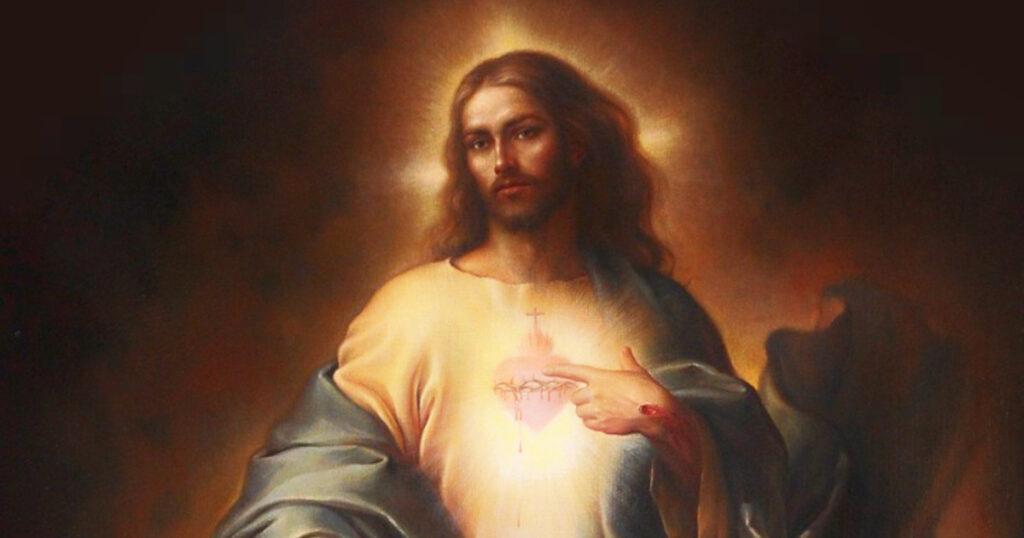 La bilancia di Gesù? E' truccata per amore!