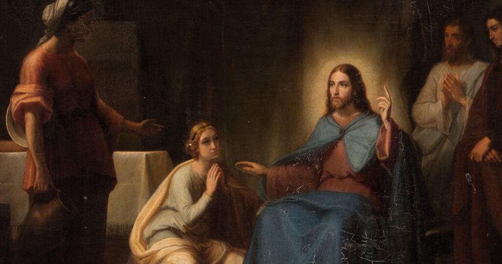 I tre migliori amici di Gesù