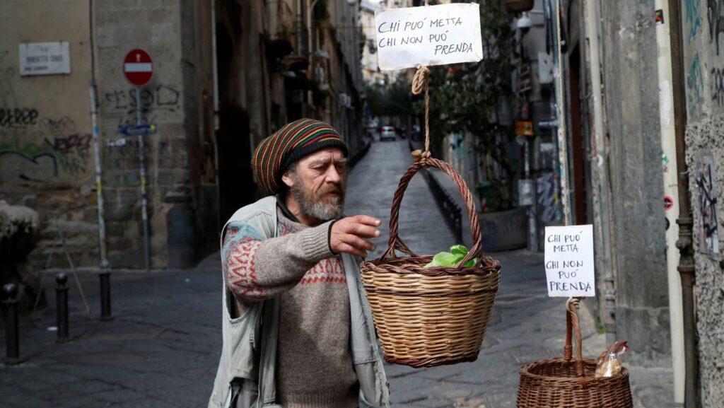 La povertà attraverso gli occhi del volontariato