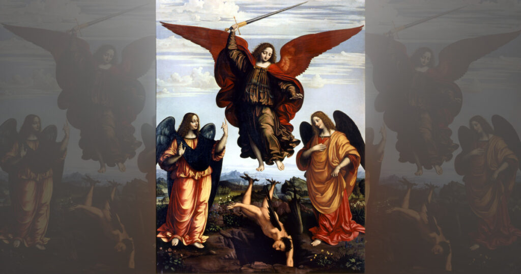 Chi sono gli Angeli?